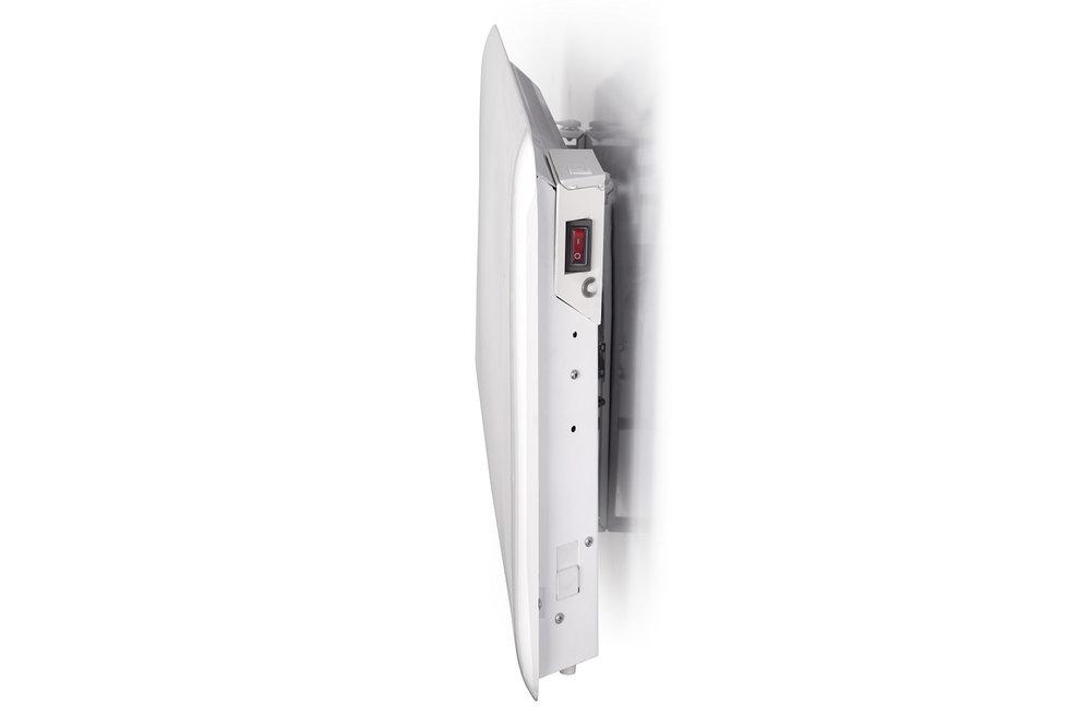Mill IB900 steel heater wall holder