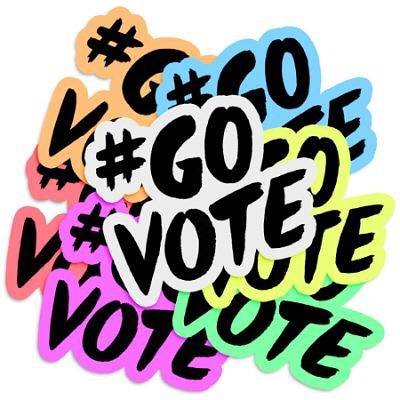 #GOVOTE! 🗳  Passionate Fashion Follow us for updates!!
