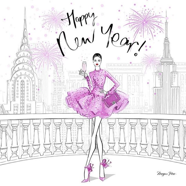 Happy New Year! 2019 here we come! Passionate Fashion Follow us for updates!!