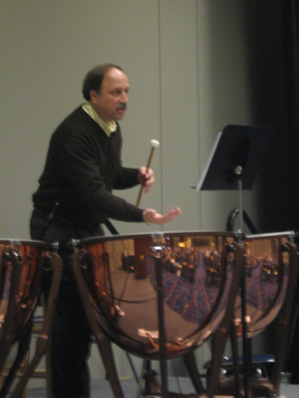 Mark Yancich at Midwest 2009.JPG