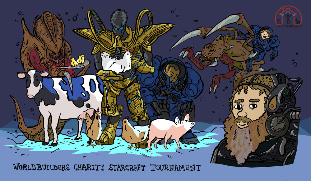 WB Starcraft Tourny