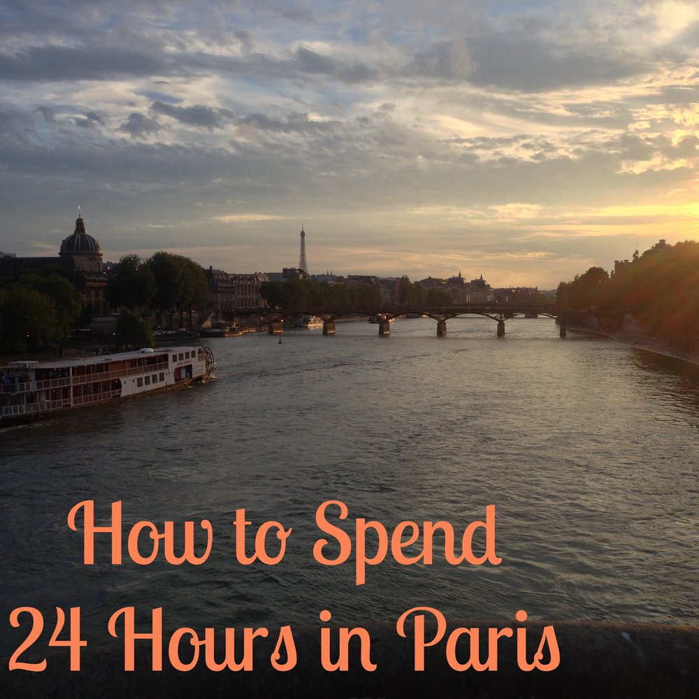 HOW TO SPEND 24 HOURS IN PARIS - Wandering Jokas Travel Blog