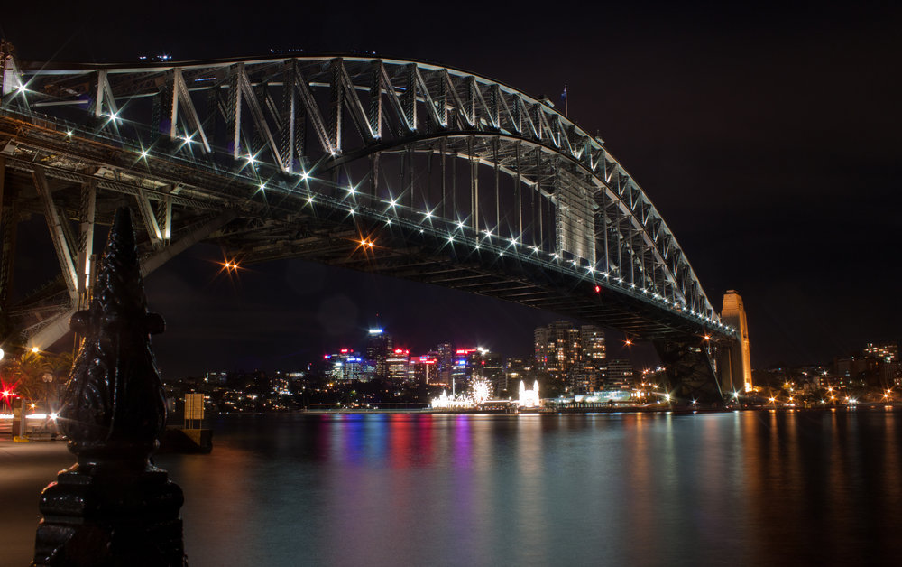 Harbor Bridge Sydney Australia - Wandering Jokas Travel Blog