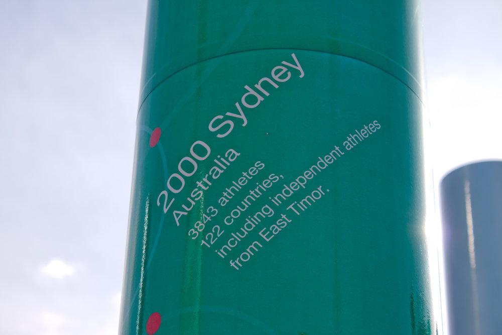 Sydney Australia Olympic Park - Wandering Jokas Travel Blog