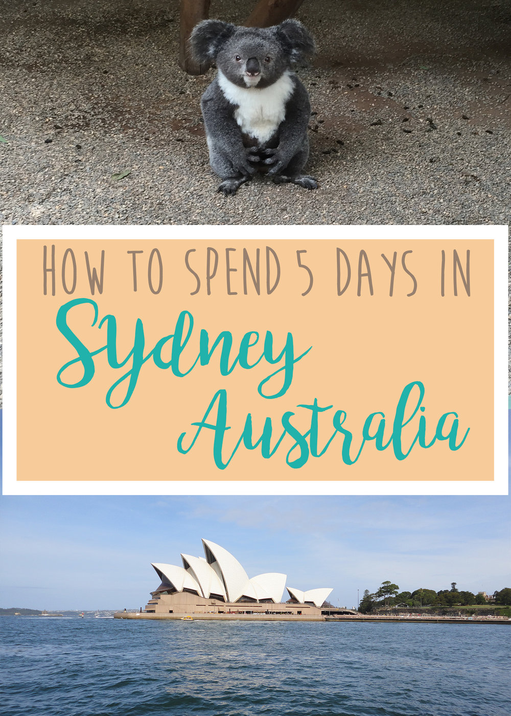 How to Spend 5 Days in Sydney Australia - Wandering Jokas Travel Blog