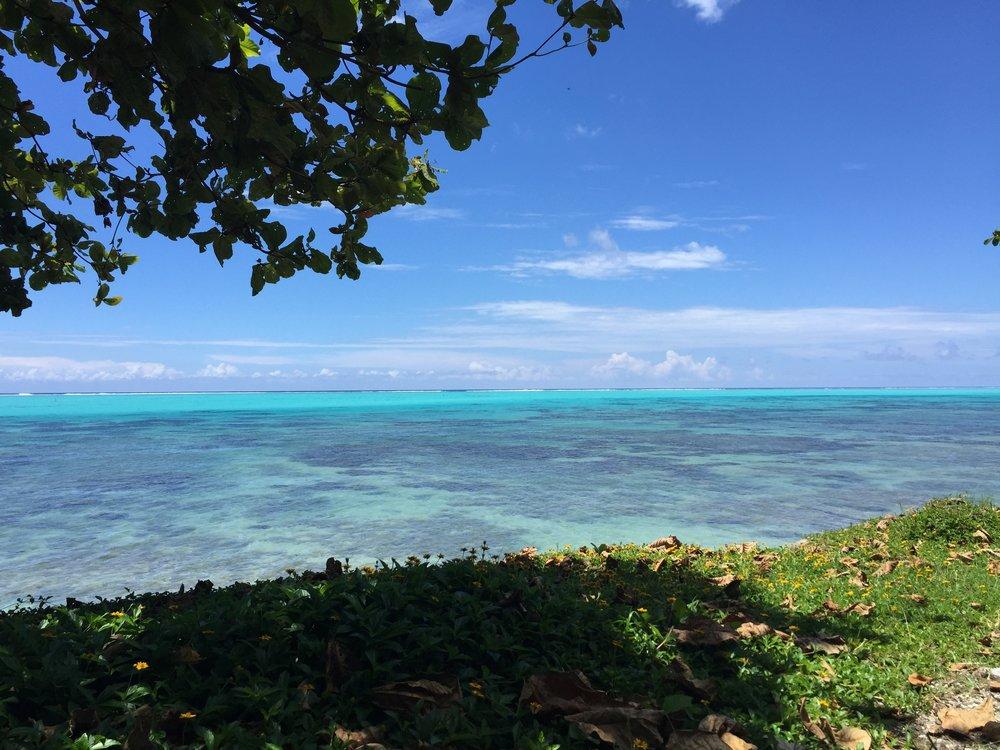 Basic Moorea views - Wandering Jokas Travel Blog