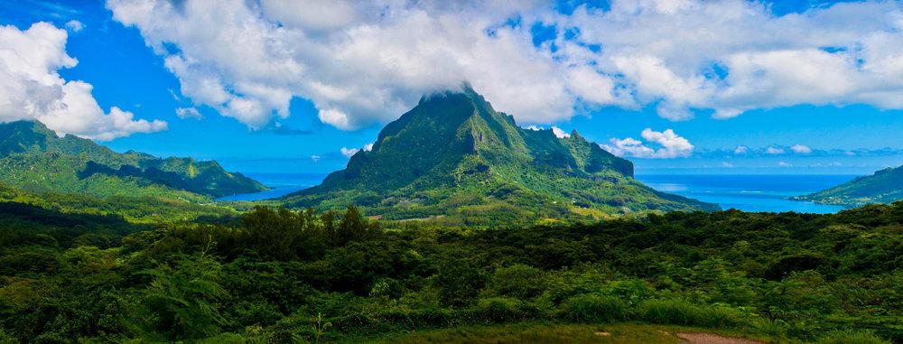 Moorea Views - Wandering Jokas Travel Blog