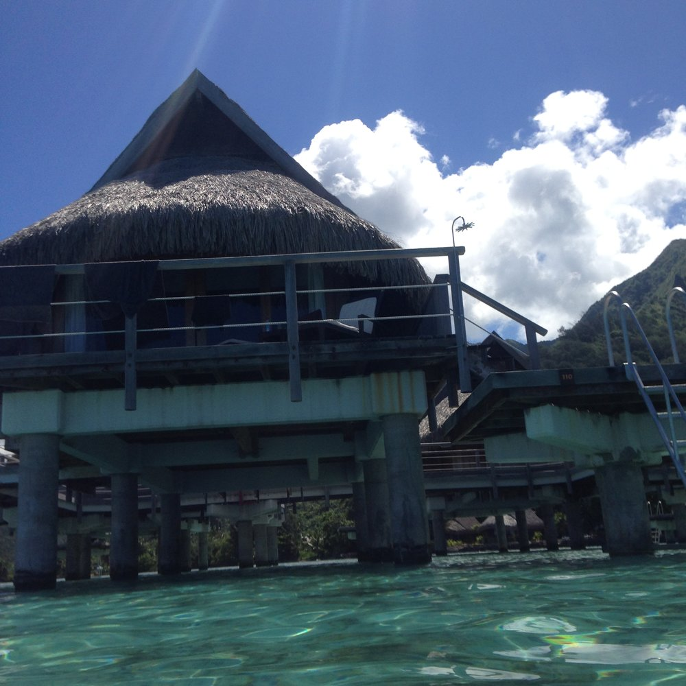 Sofitel Moorea Overwater Bungalow - Wandering Jokas Travel blog