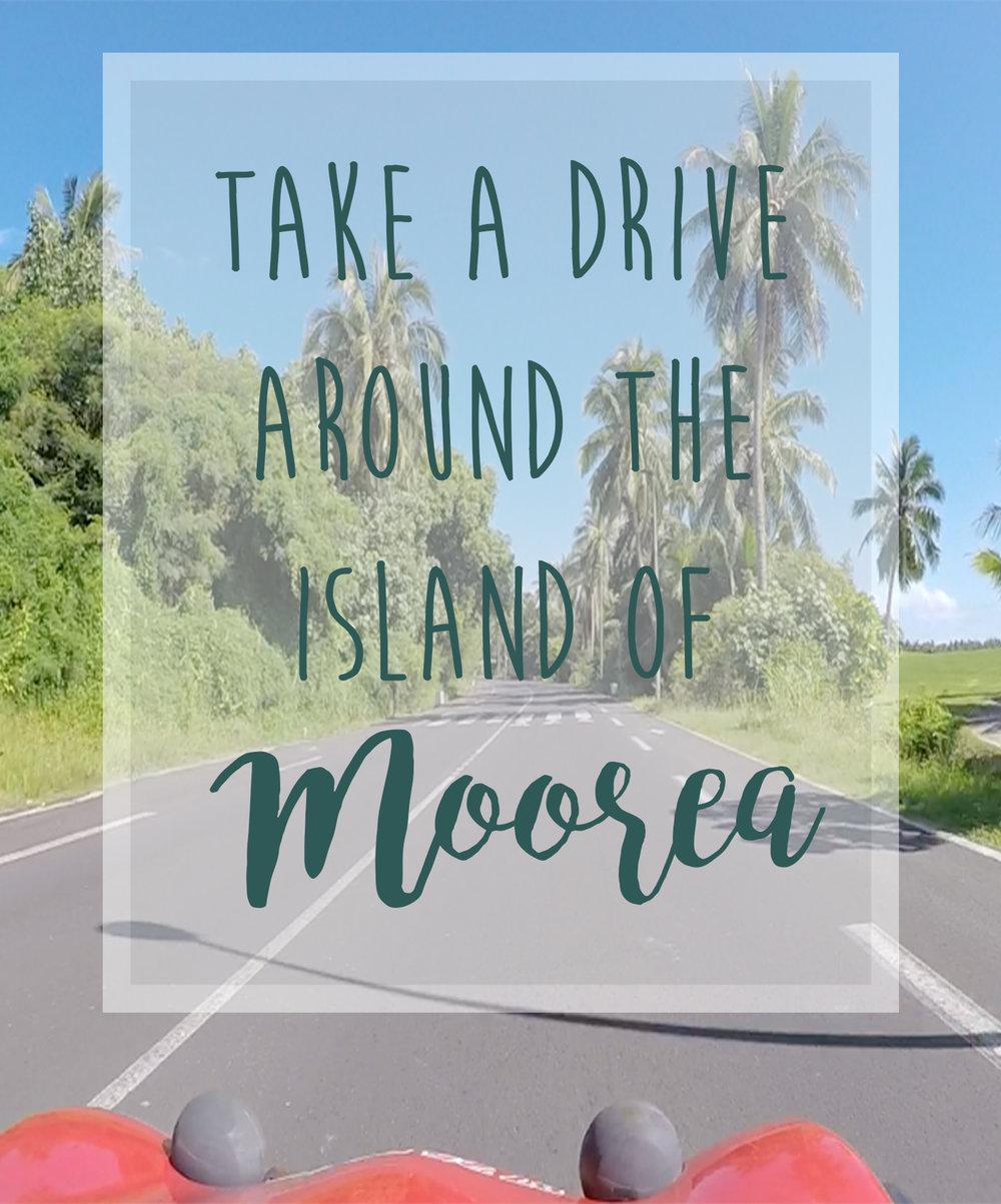 Take a drive around the island of Moorea - Wandering Jokas Travel Blog
