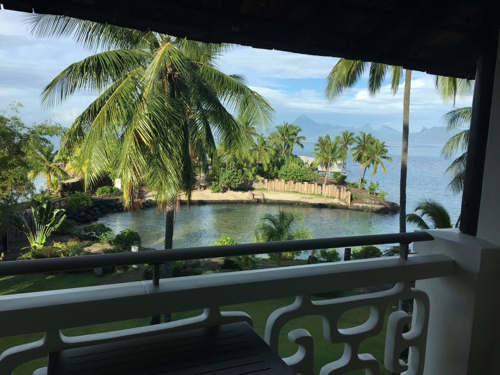 InterContinental Tahiti - Wandering Jokas Travel Blog