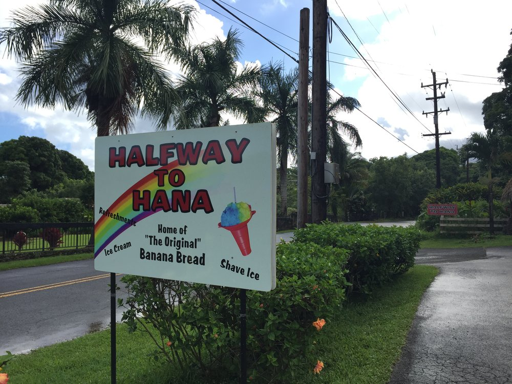 Halfway to Hana - Wandering Jokas Travel Blog