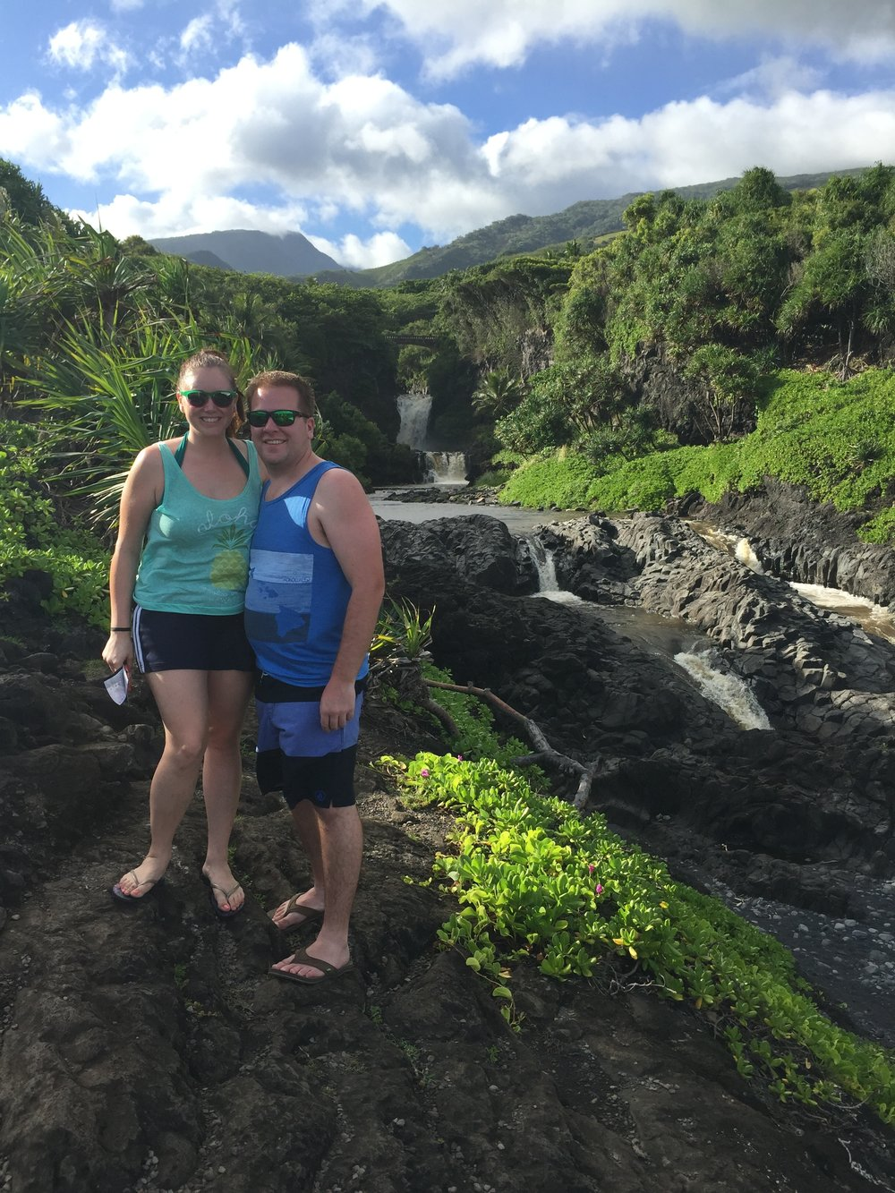 'Ohe'o Gulch (Seven Sacred Pools) - in Haleakala National Park