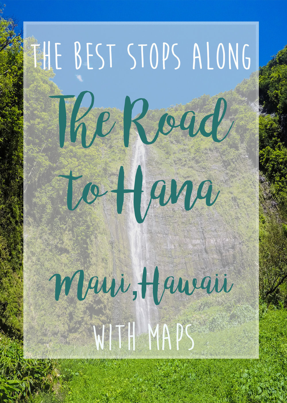 Best Stops Along the Road to Hana - Wandering Joaks Travel Blog