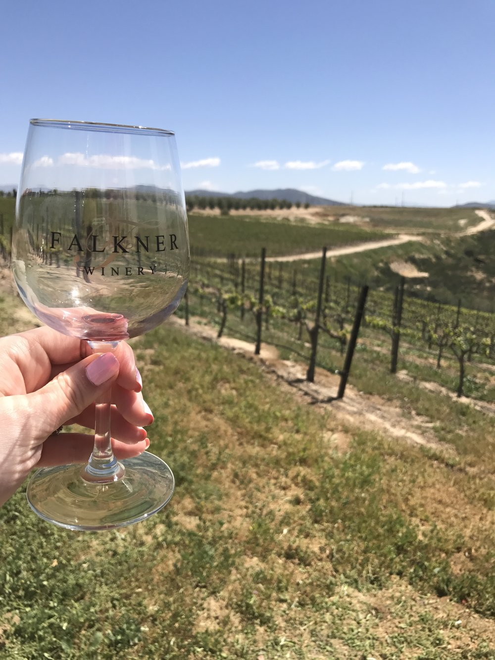 Falkner Winery - Wandering Jokas Travel Blog
