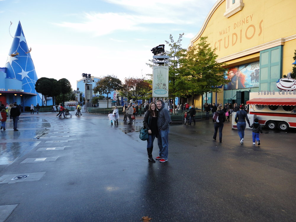 Walt Disney Studios Paris - Wandering Jokas Travel Blog