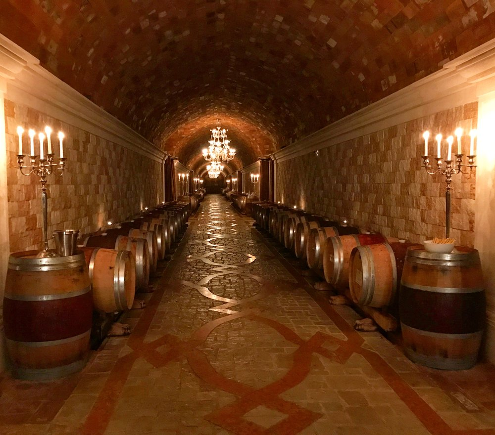 Del Dotto Winery Venetian Caves
