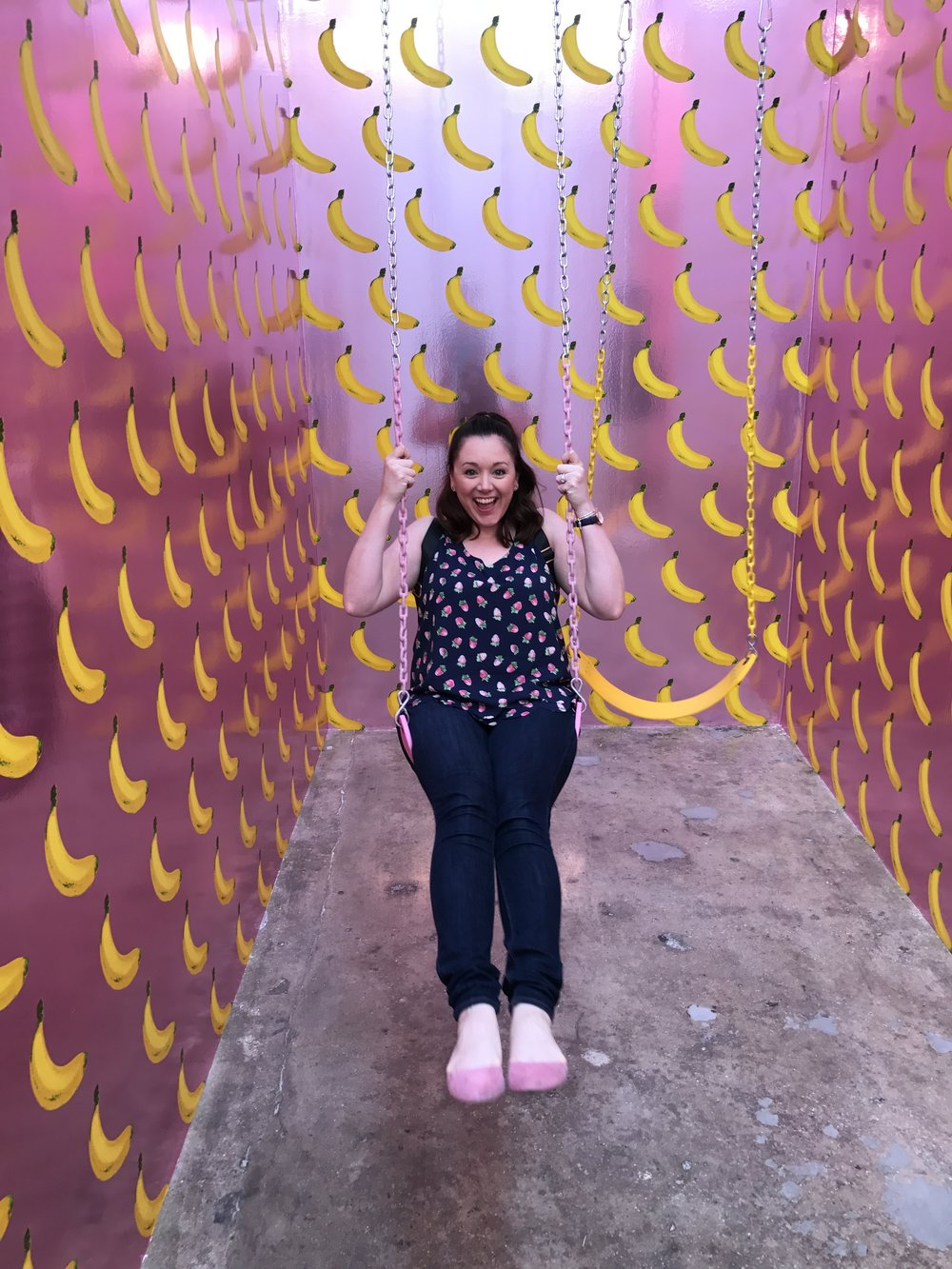 Museum of Ice Cream Swing - Wandering Jokas Travel and Ice Cream Blog