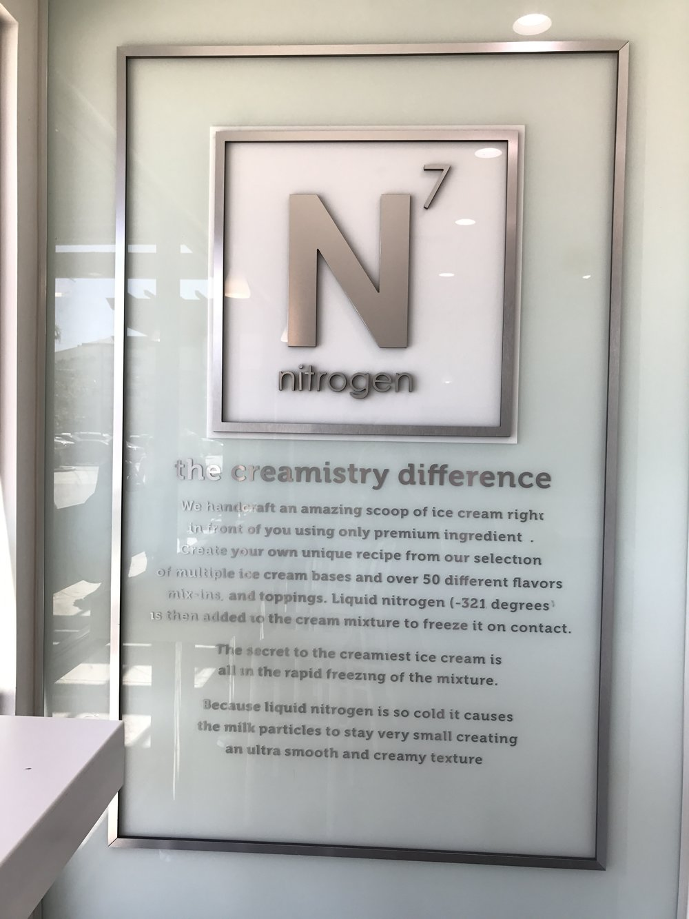 Nitrogen Creamistry Temecula