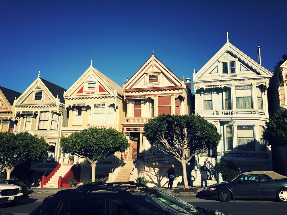 Painted Ladies Things to do in San Francisco