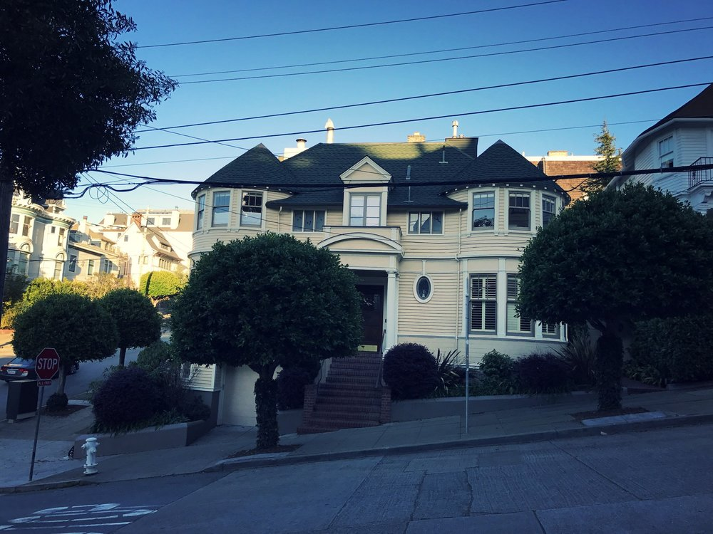 Mrs Doubtfire House - Things to do in San Francisco