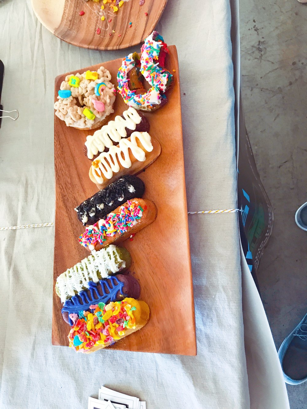 homemade twinkies Dessert Festival
