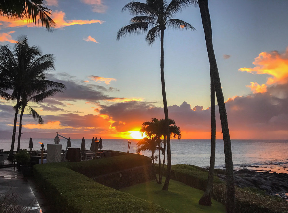 Merriman's Kapalua Sunset - Wandering Jokas Travel & Ice Cream Blog