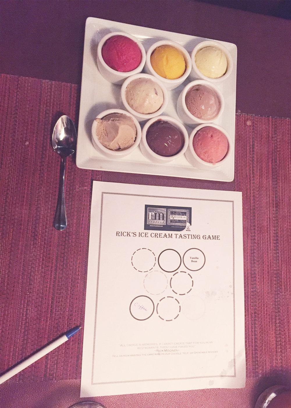 Rx Boiler Room Taste Challenge - Wandering Jokas Travel & Ice Cream Blog