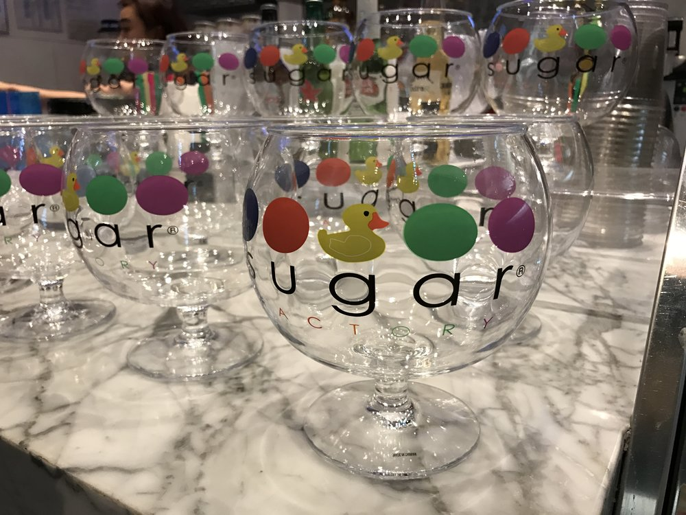 Sugar Factory - Planet Hollywood Ice Cream