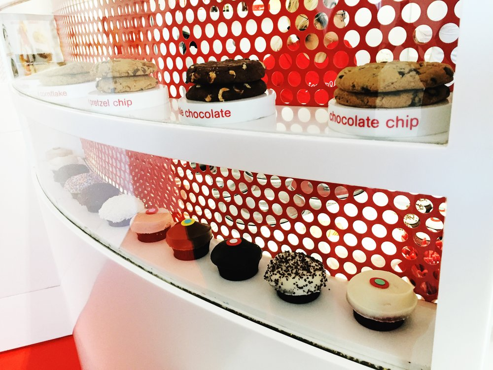 Sprinkles Cupcakes and ice Cream beverly Hills