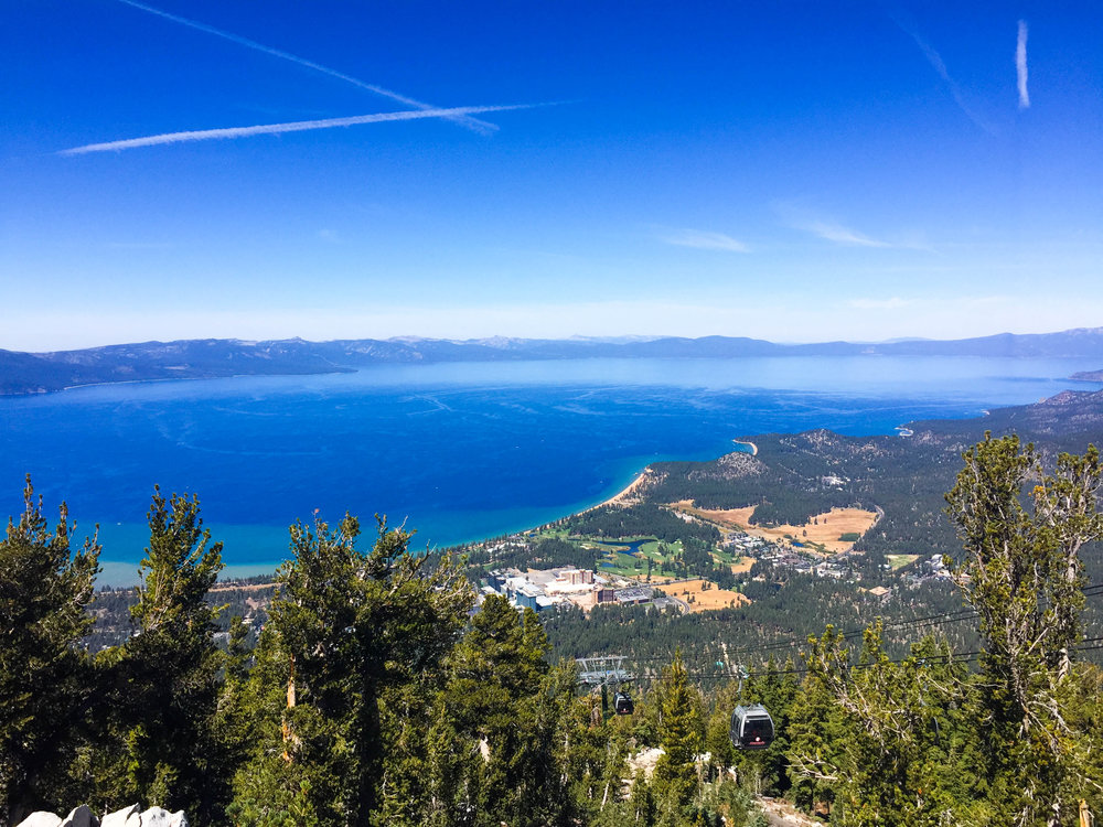 Lake Tahoe Views