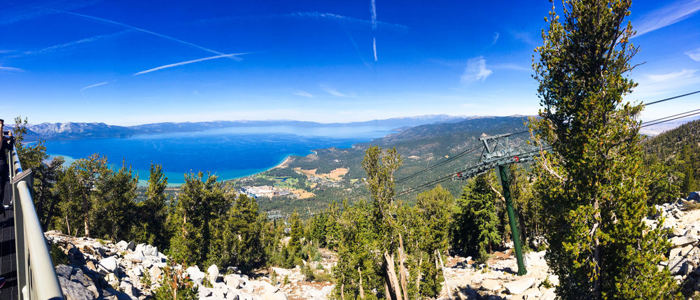 Heavenly Views Lake Tahoe - Wandering Jokas Travel & Ice Cream Blog