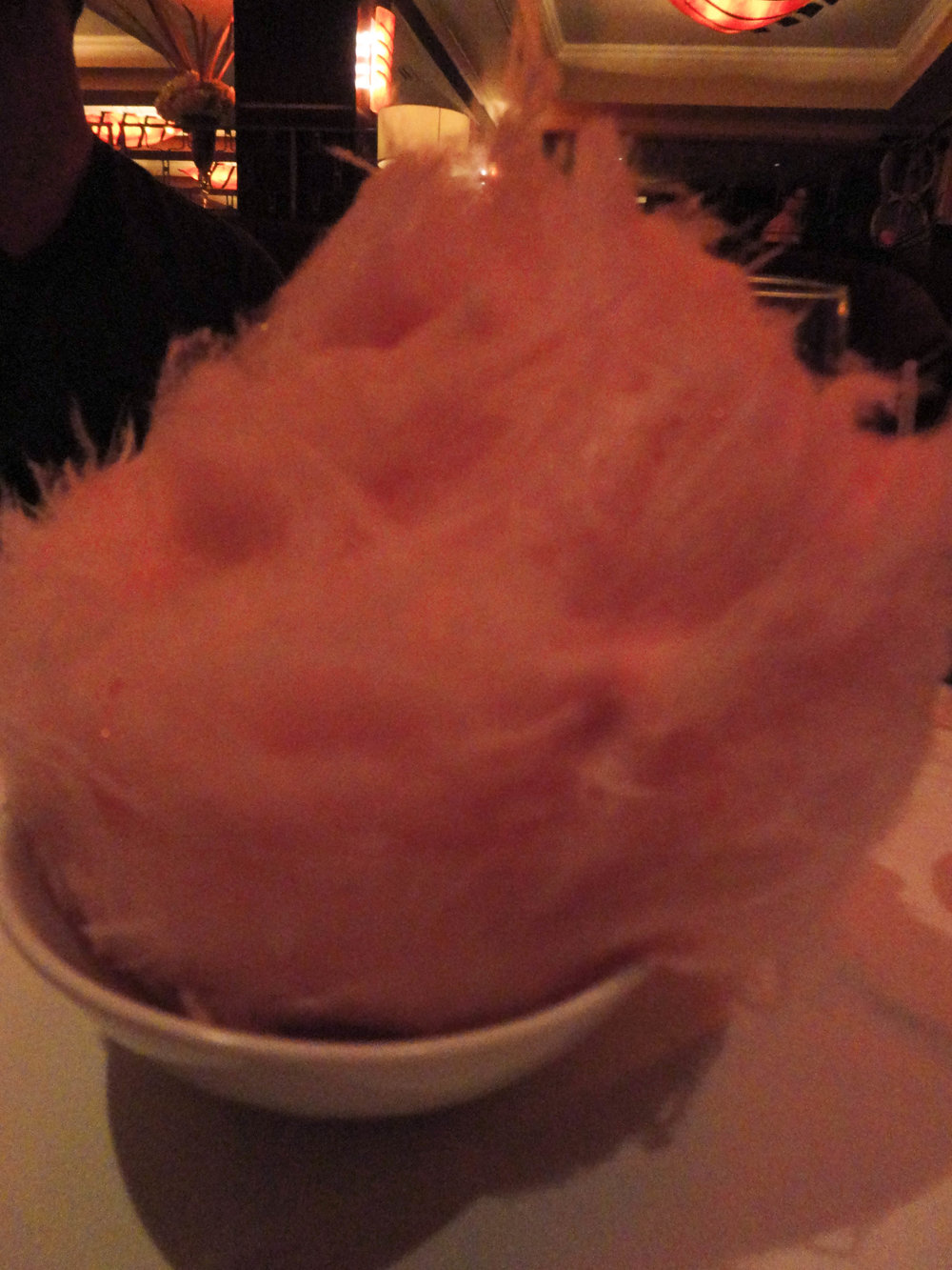 Cotton Candy @ 19 Kitchen & Bar