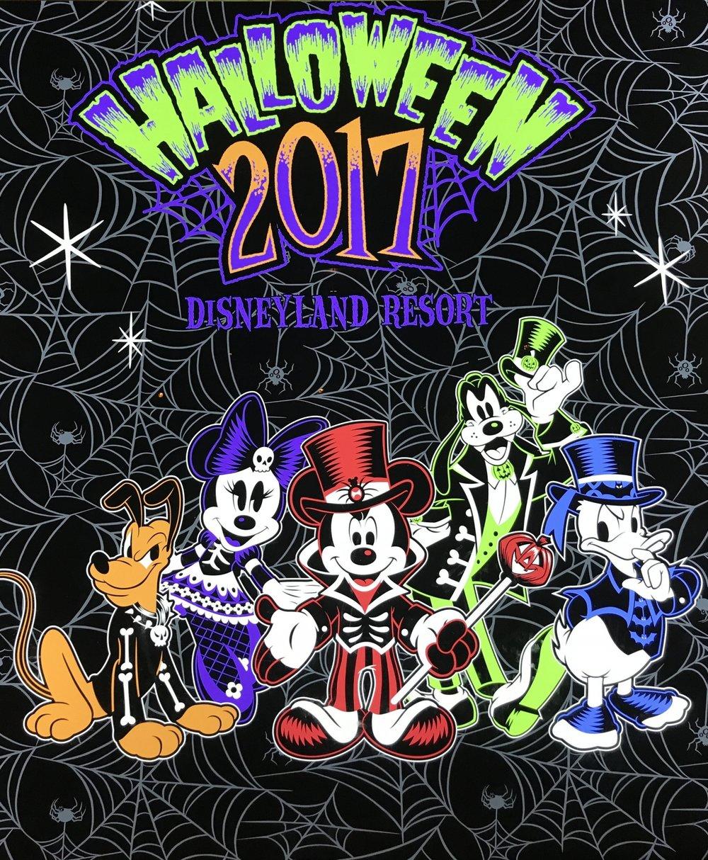 Halloween Time Disneyland Resort 2017