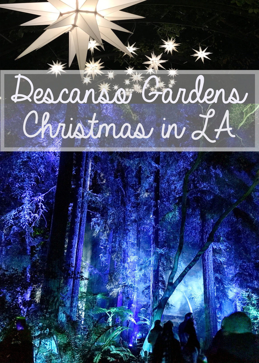 Descanso Gardens Christmas in LA
