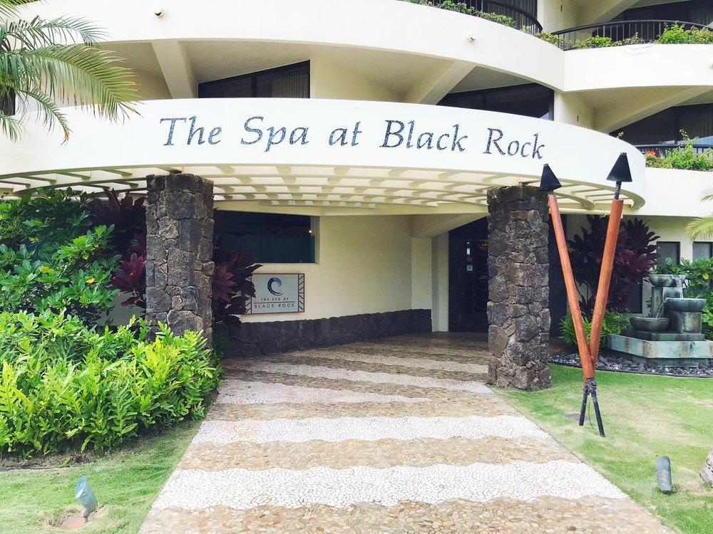 Massages at Black Rock