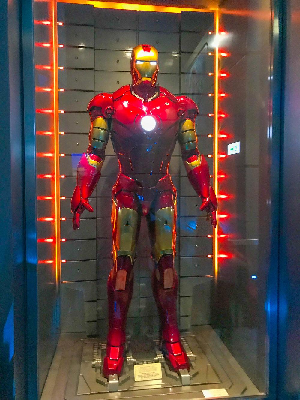 HongKongDisneyland-Iron Man Experience