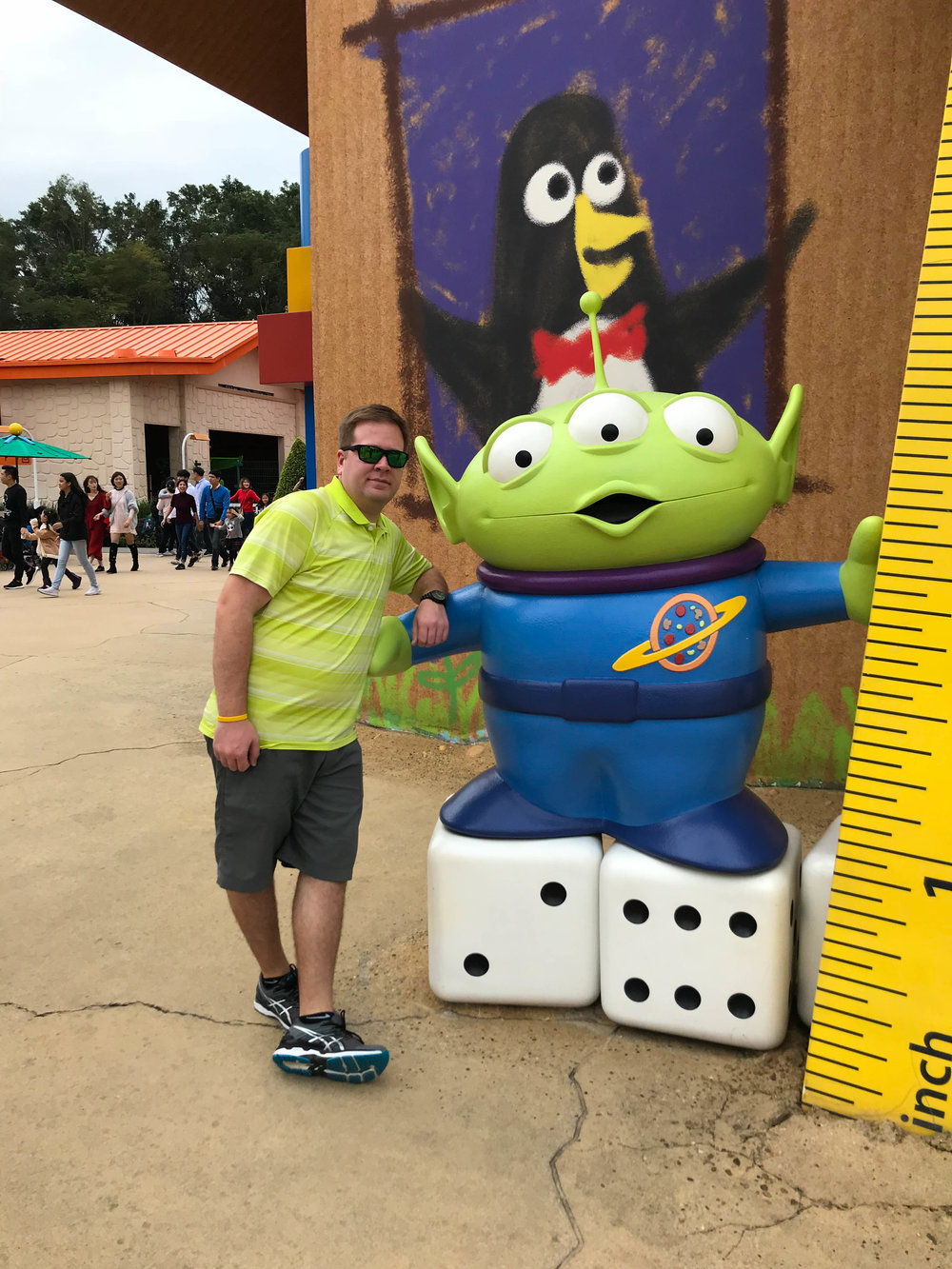 Toy Story Land Alien