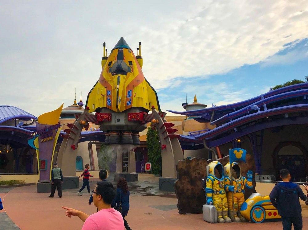 HongKongDisneyland-Tomorrowland