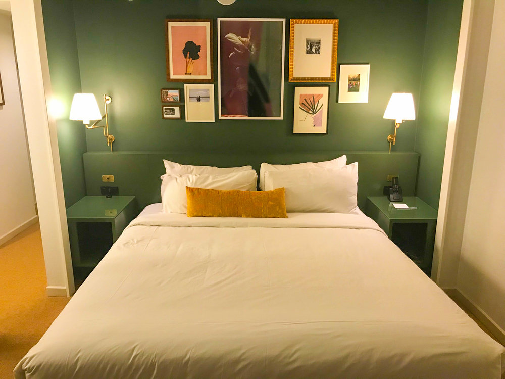 Park MGM Room - Bed