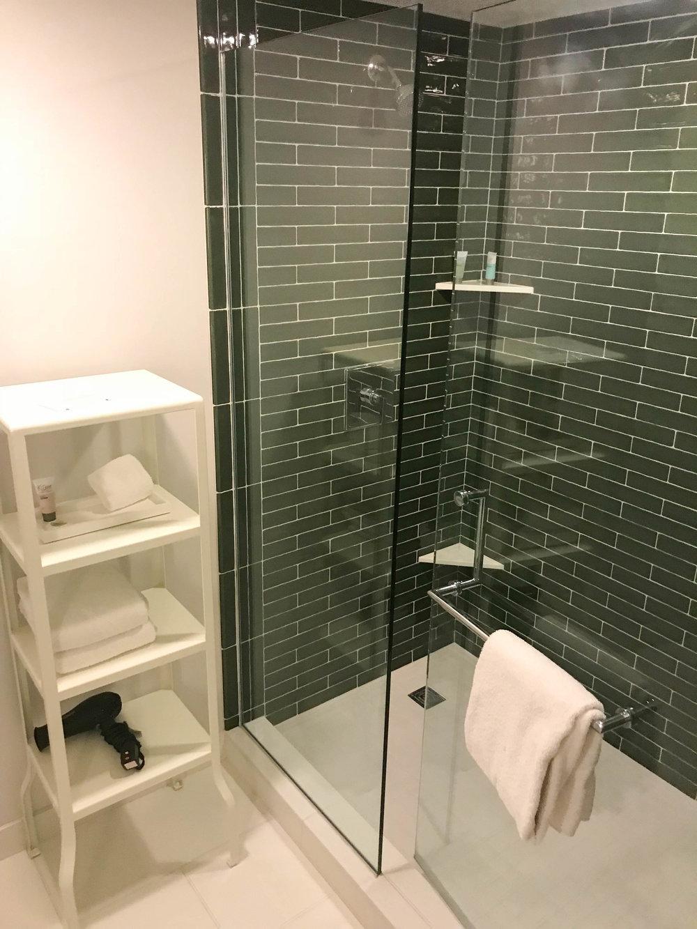 Park MGM Bathroom Shower