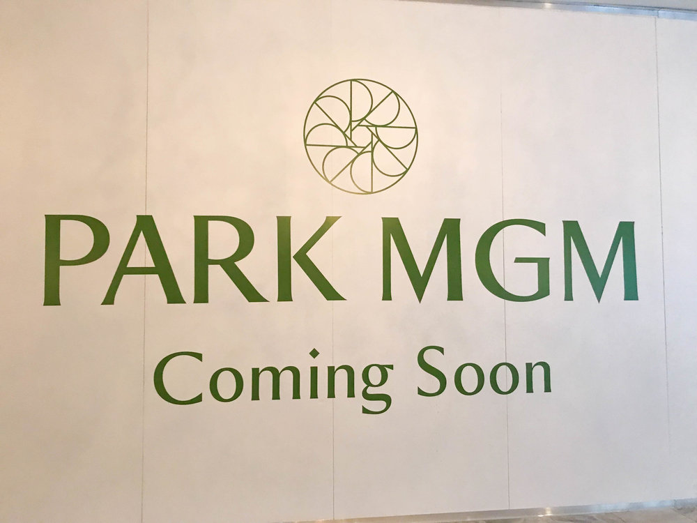 Park MGM Coming Soon