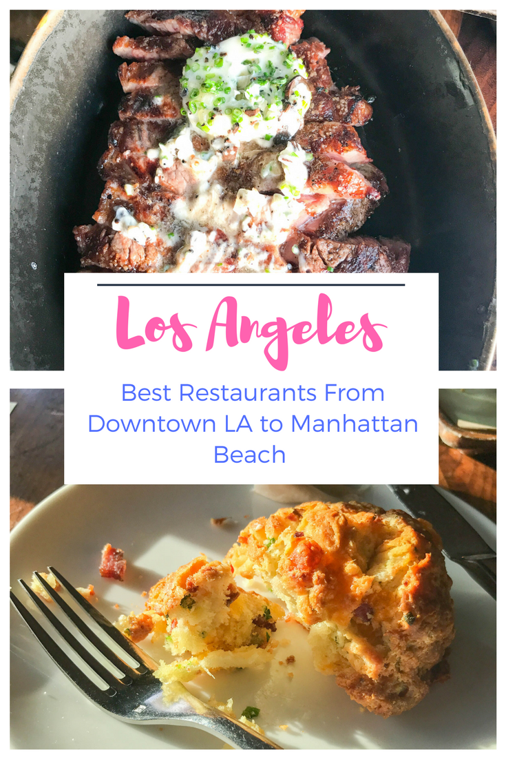 Best Restaurants in Los Angeles