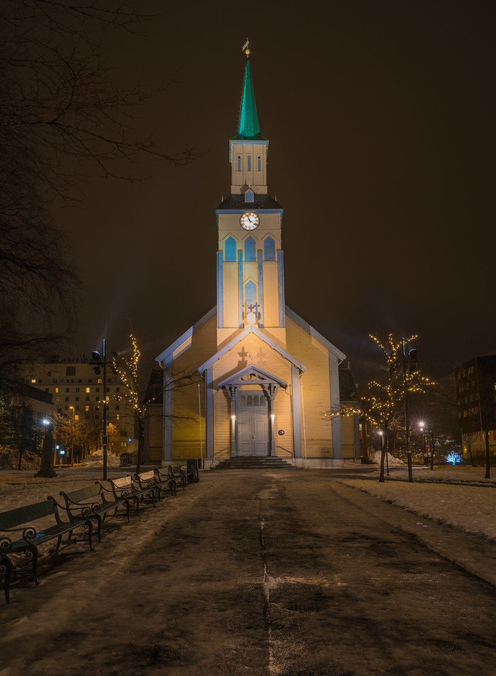 Norway - Tromso Church