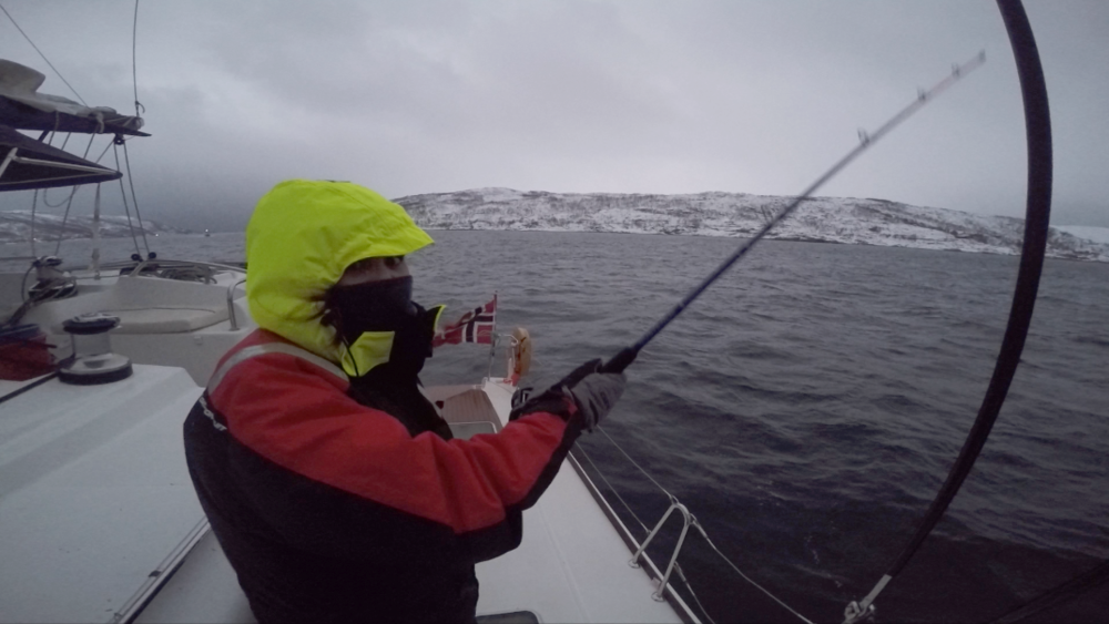 Fishing in Norway - Tromso ACIN