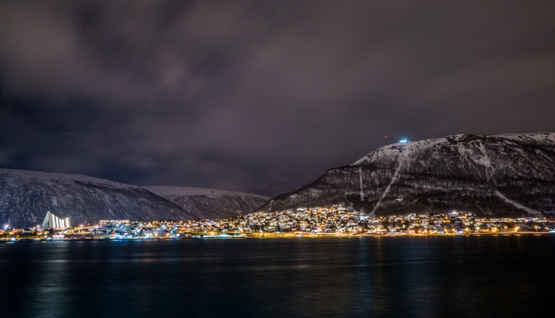 Norway Tromso - Clarion Hotel views