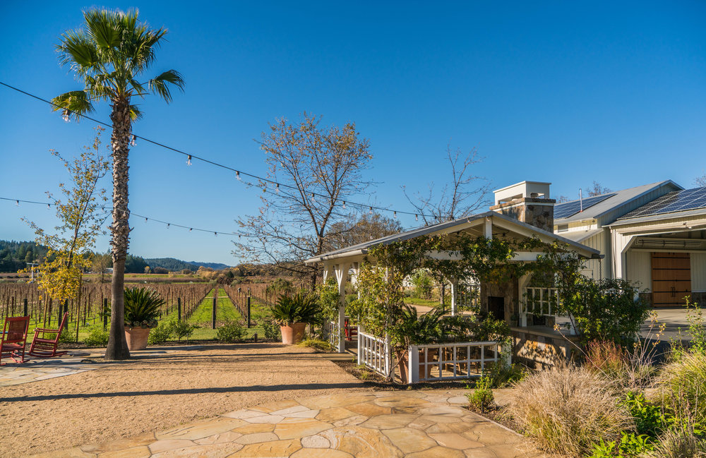 Best Wineries in Napa - Larkmead Winery