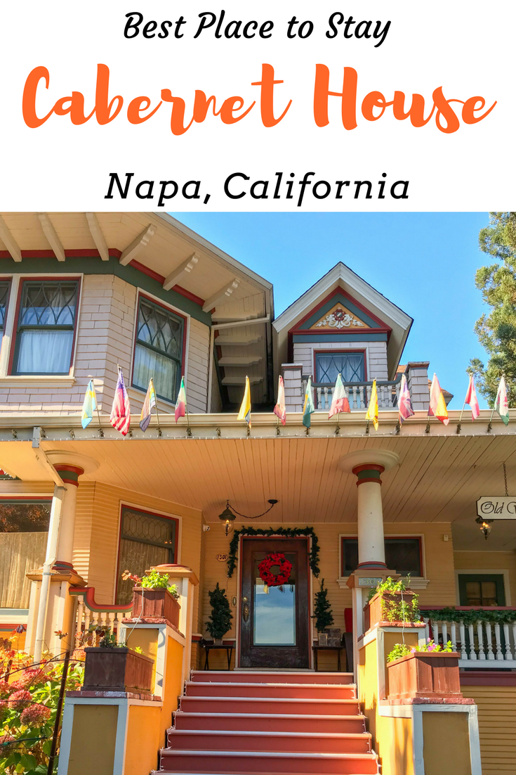 Best Hotel Napa - Cabernet House, Old World Inn | Where to stay in Napa