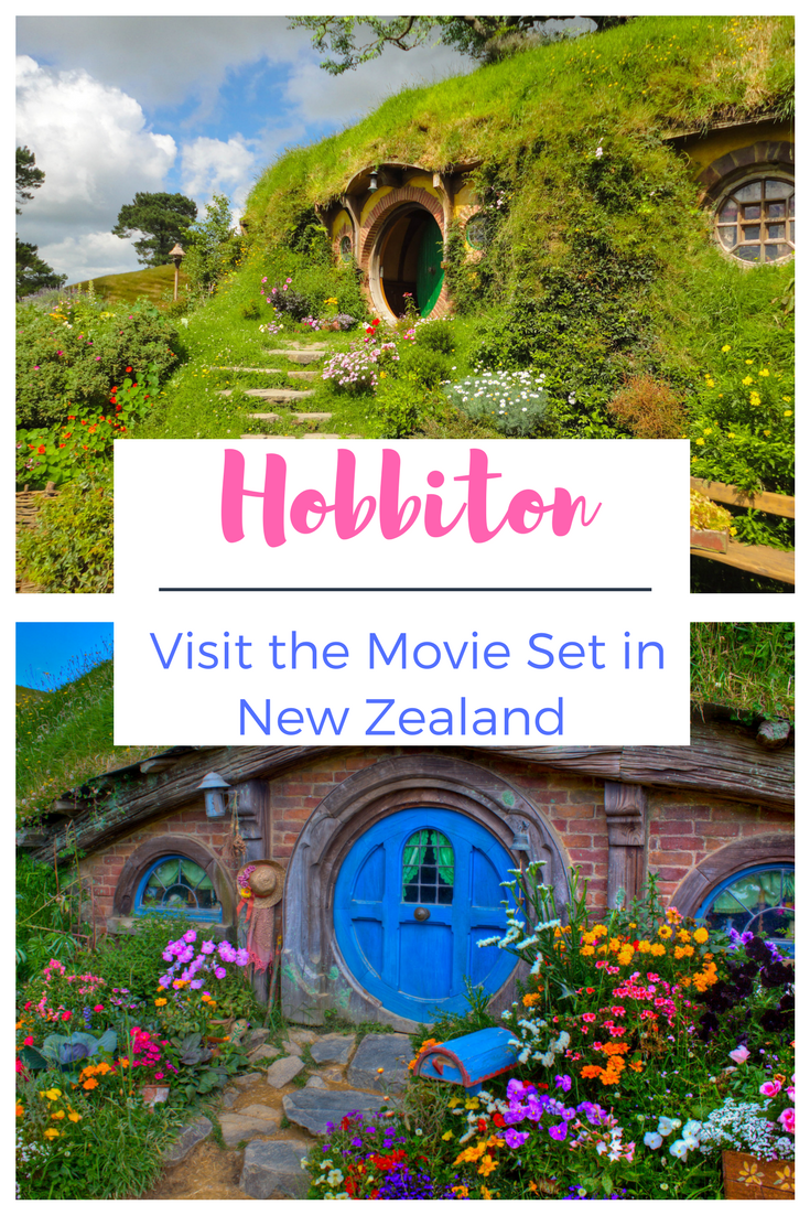 Visit the Hobbiton Movie Set in New Zealand