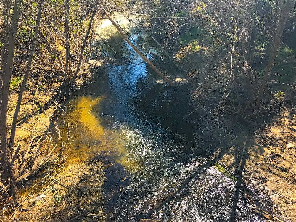Paramount Ranch Creek