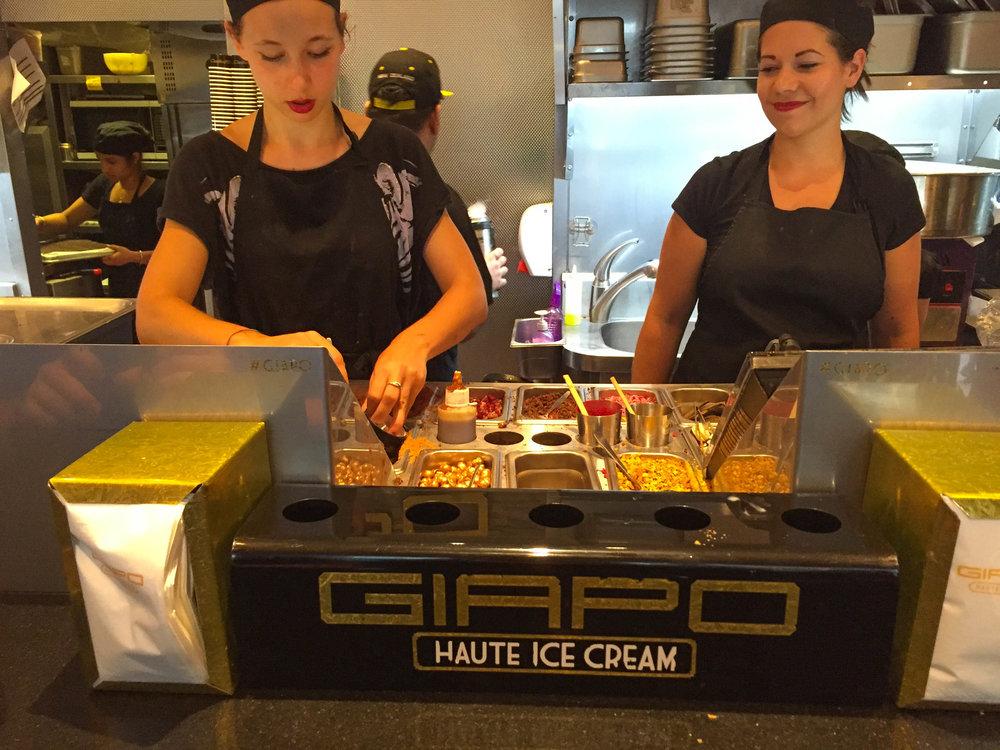 New Zealand Travel Giapo Haute Ice Cream